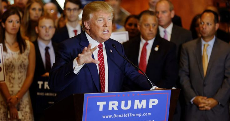 Trump Whips Up Raucous Crowd in Warren with Auto Talk