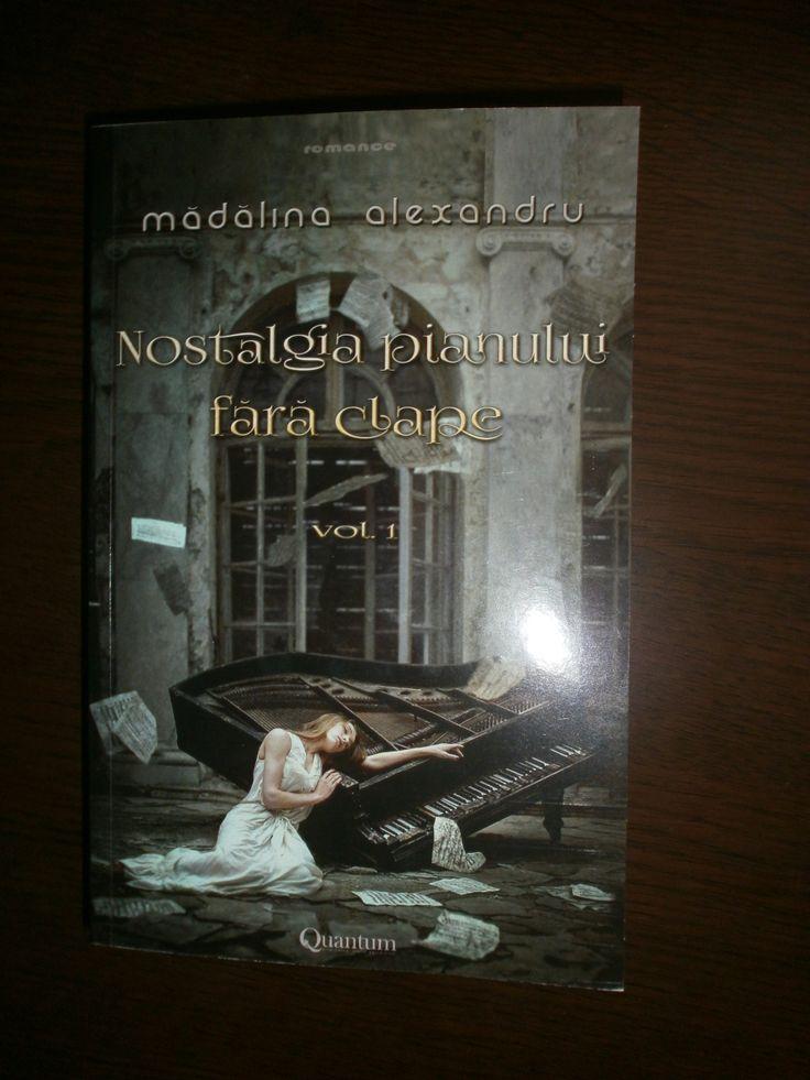 """""""Nostalgia pianului fără clape"""" – Mădălina Alexandru"""