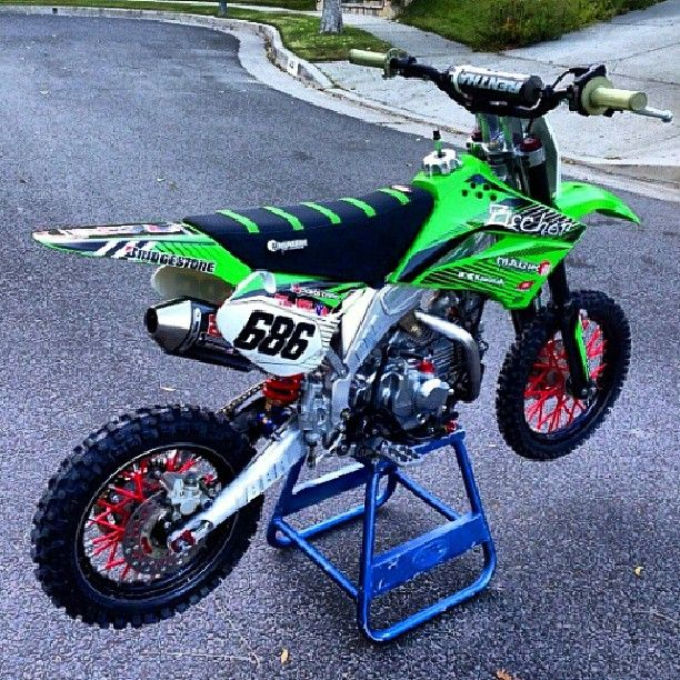 PitBikes future bike lol