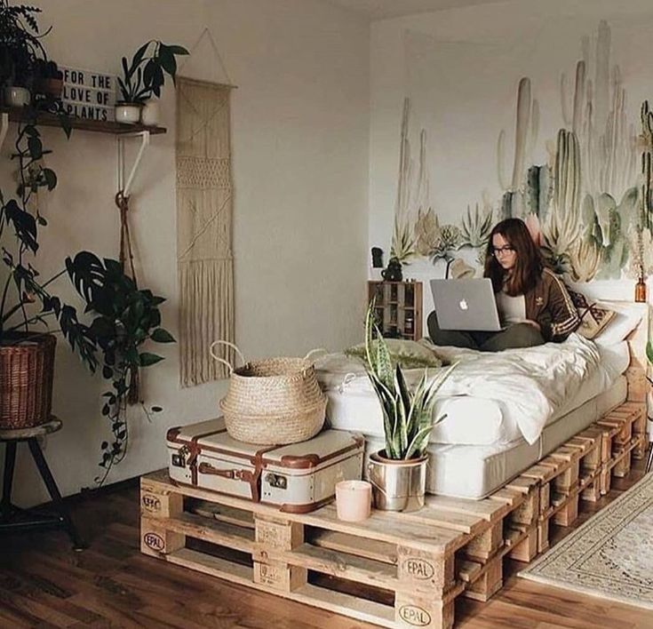 Schlafzimmer Einrichten Hippie Pin By Karley Zdebski On Room In 2019 | Room Decor