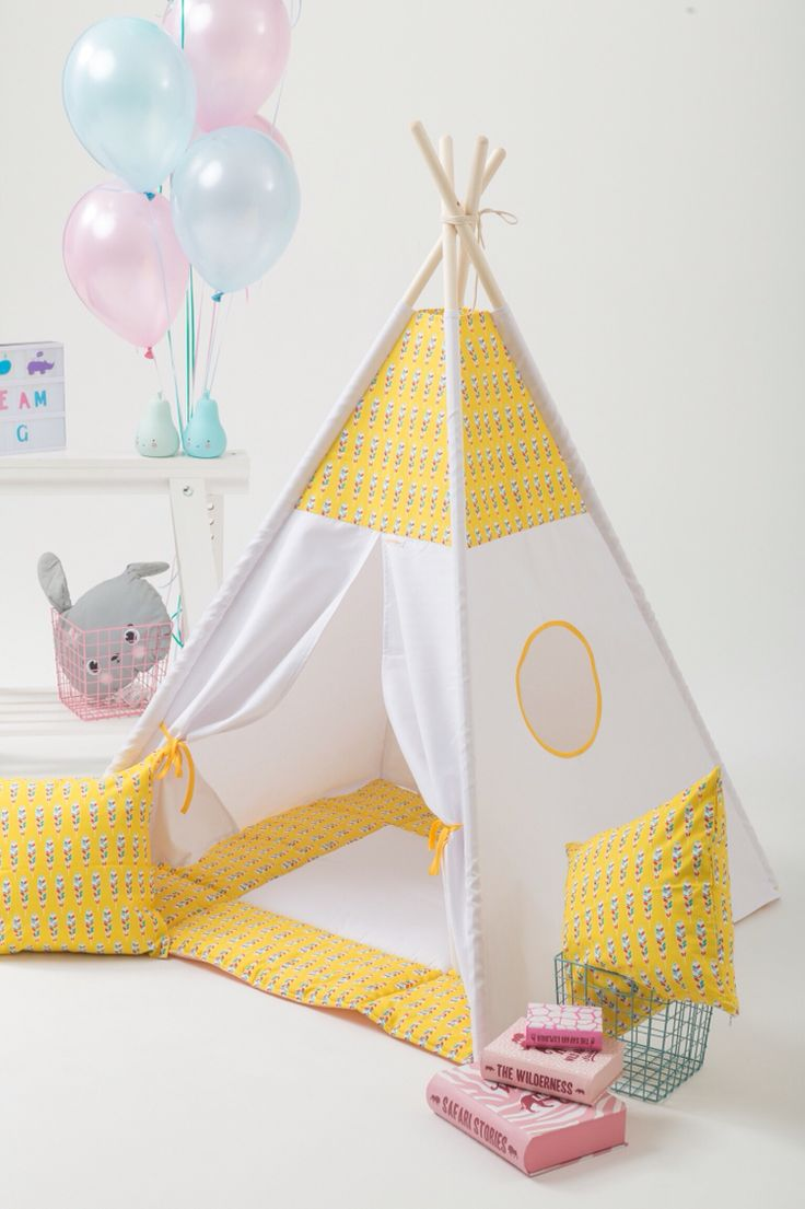 Kids teepee Wigiwama kids play tent tipi kids play by WigiWama