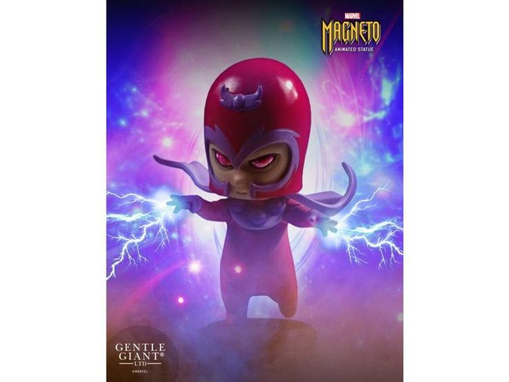 *PRE-ORDER* MAGNETO Marvel Animated Statue By Gentle Giant