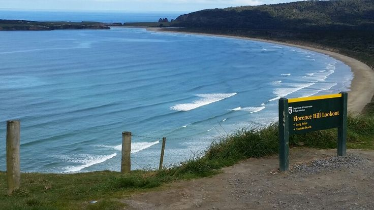Florence Hill Lookout Catlins NZ