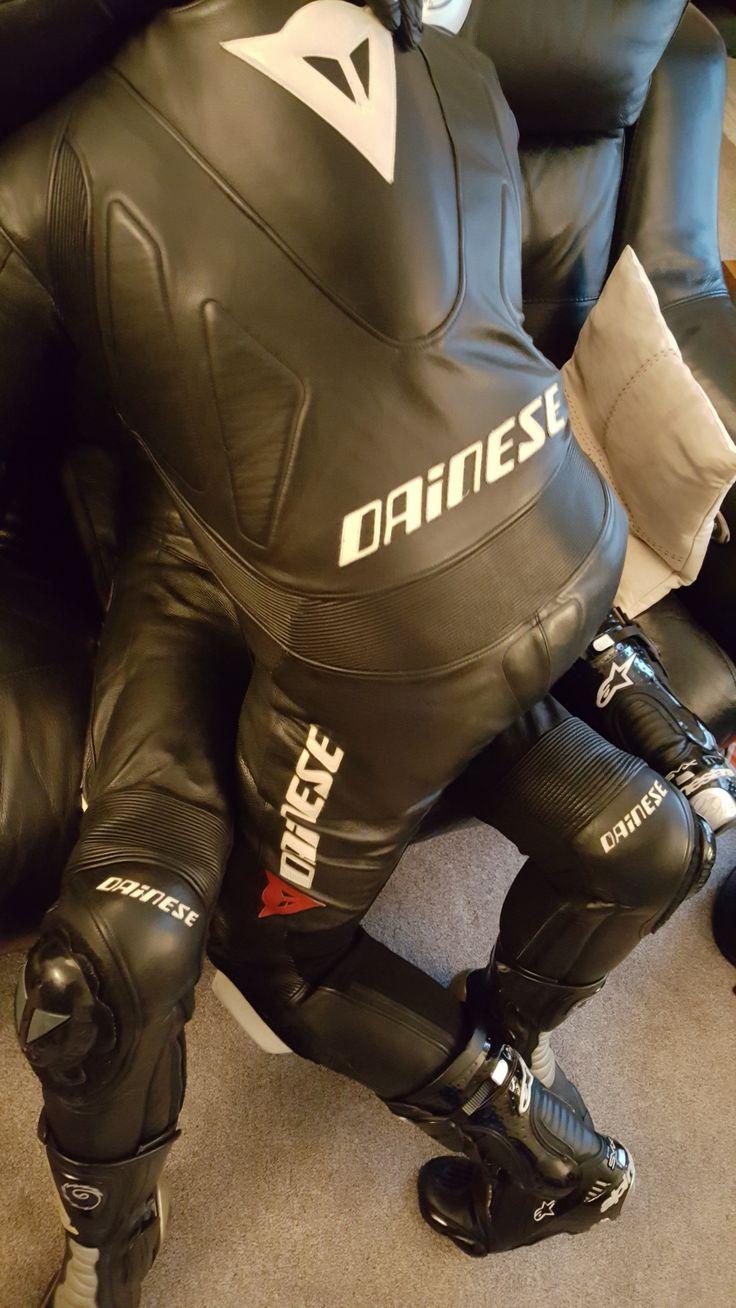 #Dainese #LeatherBiker  #LeatherDuo