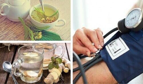 6 naturliga huskurer för lågt blodtryck