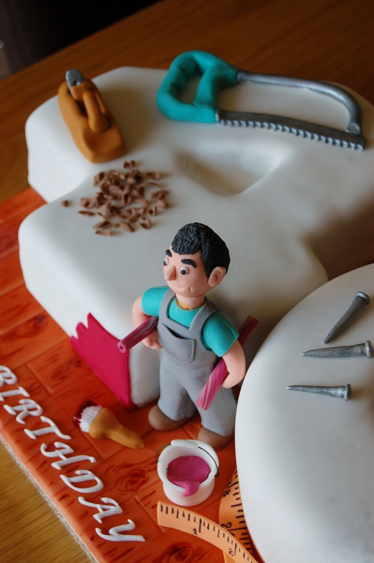 Cake Design For Father : 58 best images about birthday cakes- man on Pinterest ...