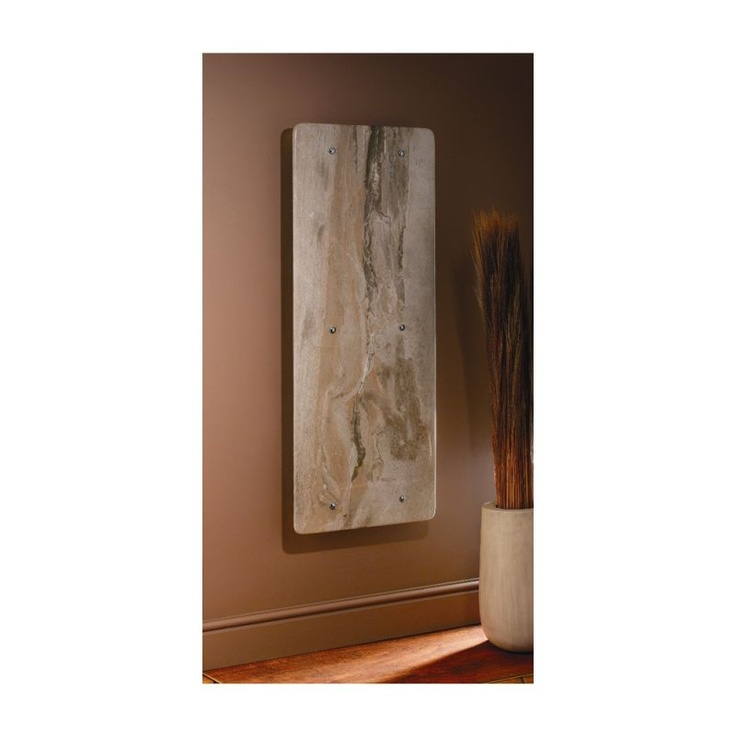 Product image for Apollo Ferrara Natural Stone Radiator 1220mm.     With Natural Stone front panel.