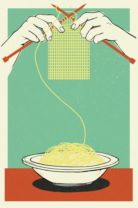Grandma Knitting Spaghetti : Images about illustrated on pinterest voldemort
