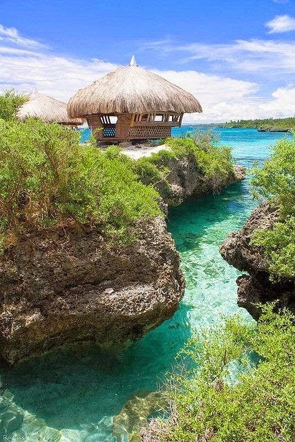 Rock Resort Camotes Island, Cebu Philippines.