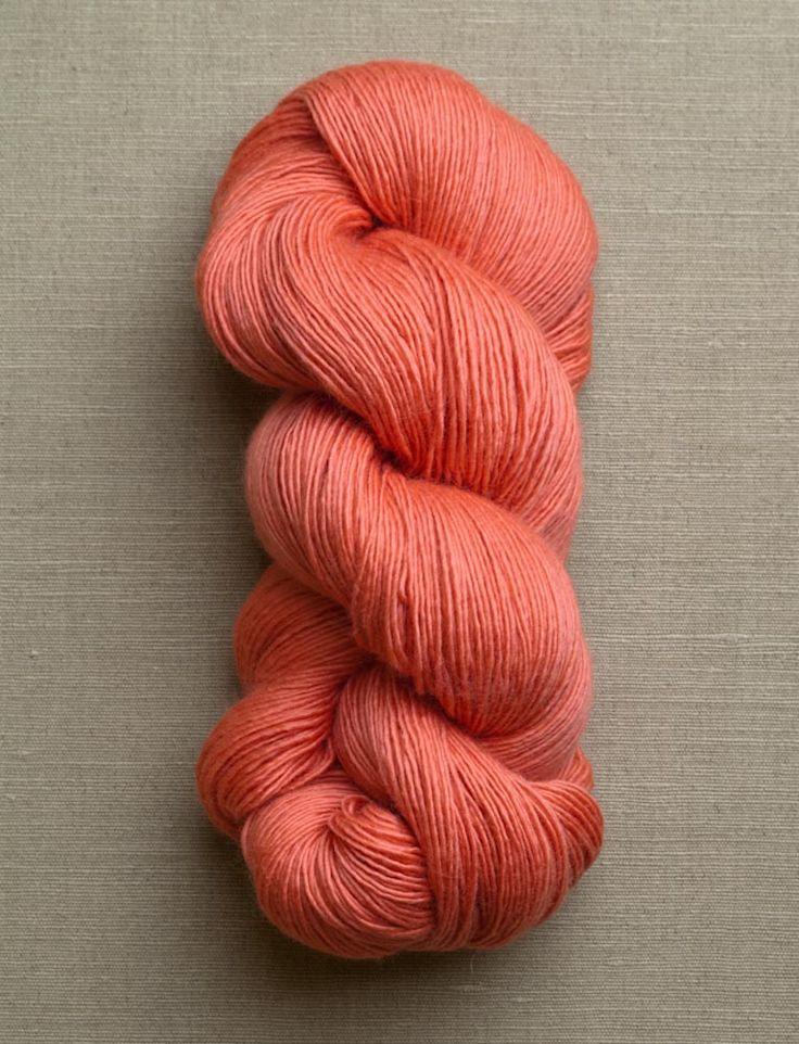 Purl Soho | Line Weight | Pink Grapefruit | $19.50