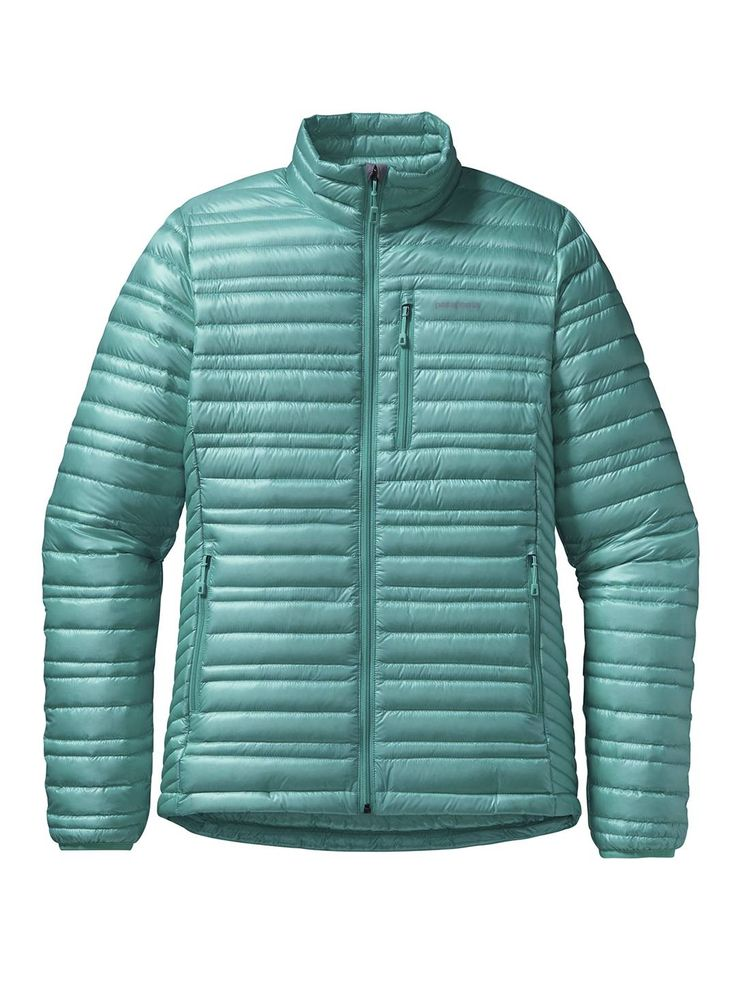 When sun-kissed days turn frigid, reach for a simple mid-layer solution without excess: Patagonia's Ultralight Down jacket. Pick your favorite color at Patagonia in the Village.