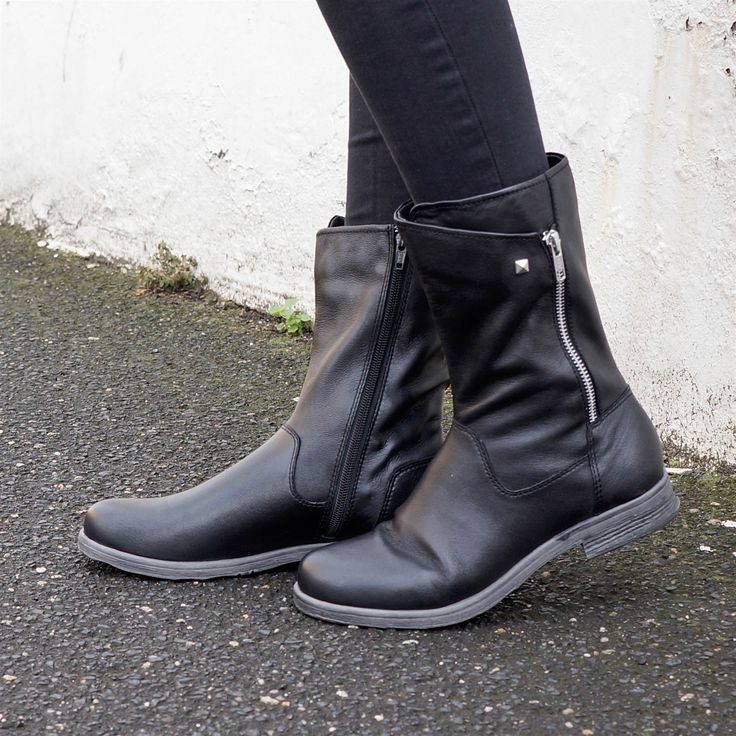 AW16 Must-Haves: HALSTEAD Calf Boots. Shop Now: http://bit.ly/HALSTEAD