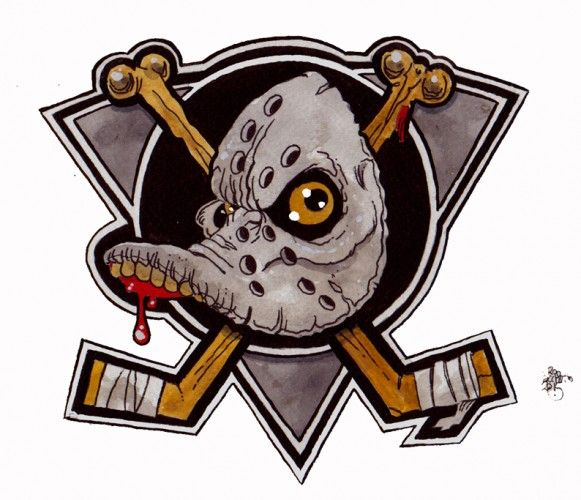 The Mighty Anaheim Ducks!