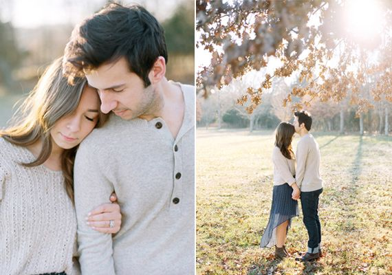 Nashville sunrise engagement shoot | photos by Ryan Bernal | 100 Layer Cake