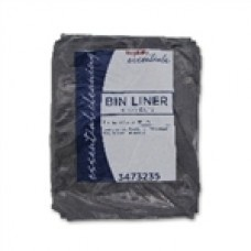 GARBAGE BAG 130LT BLACK LDPE 1200X1000MM X 20 UM  $34.65 Count on a large durable garbage bag to hold everything your restaurant needs to haul. No more splitting or tearing bags here!