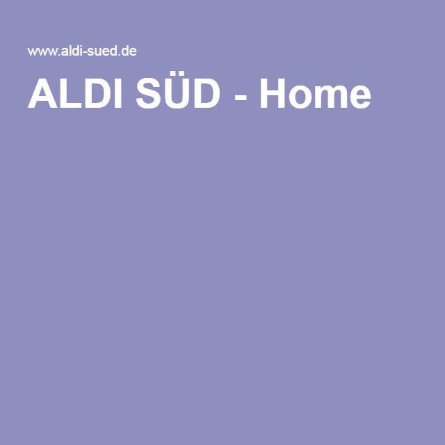 Die besten 25+ Aldide süd Ideen auf Pinterest Aldi germany