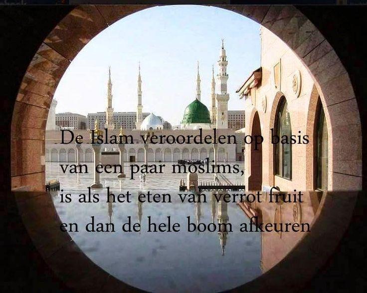 Citaten en Wijze Woorden uit de Islam: januari 2015