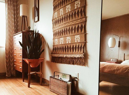 Wes's Cool, Modernist San Fran Apartment — House Call