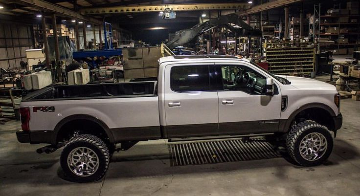 2017 Ford Pick Up