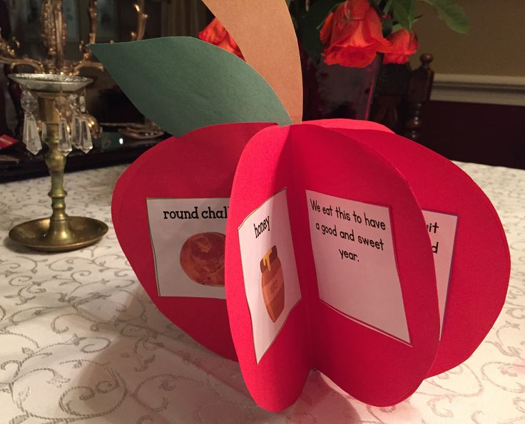 This product includes activities focusing on the basics of Rosh Hashanah. Contents: *two cover choices for Rosh Hashanah packet -names of Rosh Hashanah -sounds of the shofar -traditional Rosh Hashanah foods -resolution page -tzedakah, tefillah, teshuva page -two options for steps to Teshuva -Tashlich pages (black and white and color option) -Tashlich page (draw yourself) -Rosh Hashanah checklist -Honey Cake recipe *match the food cards to their description craft *Steps to Teshuva sequ...