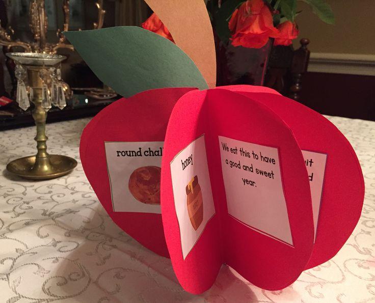 rosh hashanah card ideas