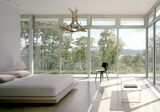 :: BEDROOMS :: The Catskill Mountain House by Audrey Matlock #bedrooms #interiors