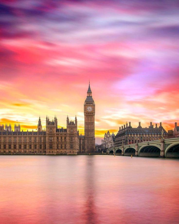 Come non amare #Londra <3