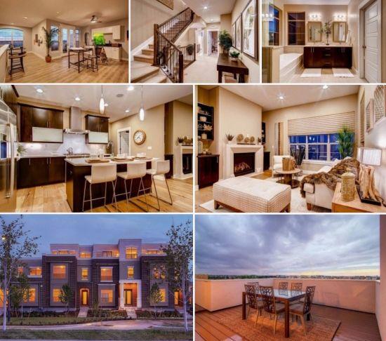 Wonderland Homes Terrace Homes Featured In Denver Post