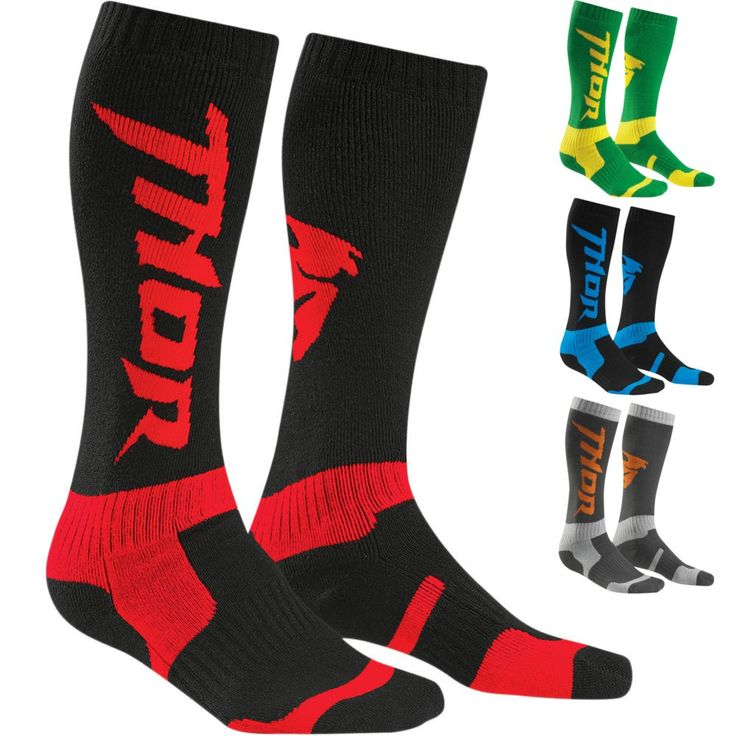 Thor MX Youth Off Road Dirt Bike Racing Motocross Socks