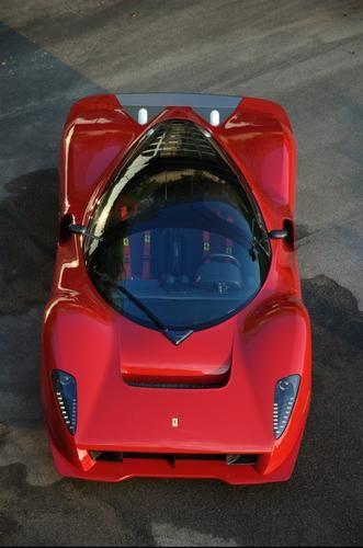 Pininfarina Ferrari P4/5 'The Glickenhaus Car' 2006