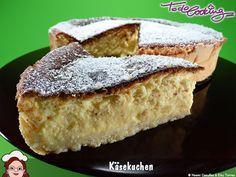 La käsekuchen es una tarta típica de queso alemana, cremosa y muy suave. Si quieres saber cómo se hace, no te pierdas la receta.