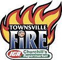 LogoServer - Basketball Logos - WNBL - Womens National Basketball League Townsville Fire