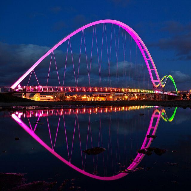 infinity bridge 3 by kane hartlepool, via Flickr