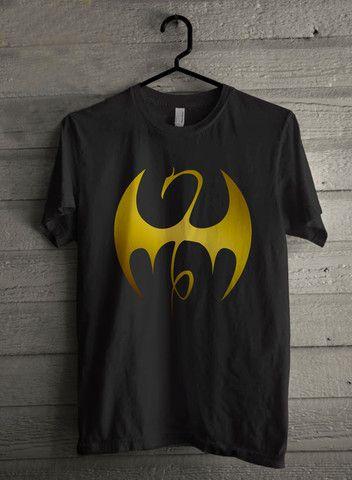 Iron Fist Yellow Dragon Logo