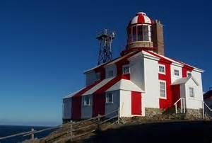 Cape Bonavista Lighthouse in Cape Bonavista, New Foundland, Canada...Now defunct lighthouse which sits on a rocky outcrop on the very tip of the Bonavista Peninsula