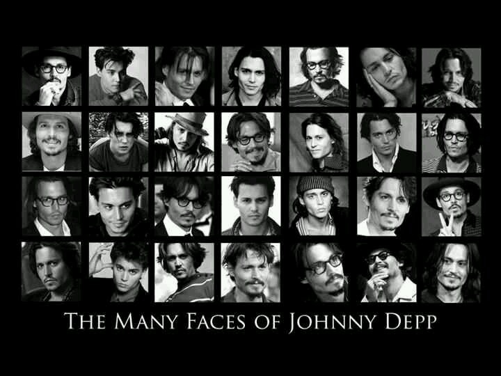 the many faces of johnny depp essay The many faces of johnny depp essay - think of just one word to describe  johnny depp it's hard, isn't it johnny depp is an actor that brings such an.
