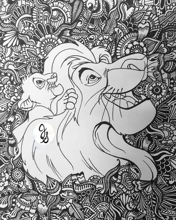 1000 ideas about mandala lion on pinterest lion art for Lion mandala coloring pages
