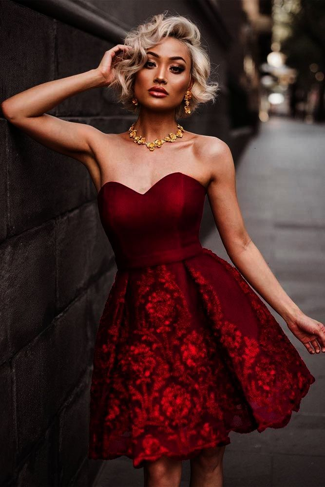 Fashion Christmas Party Dresses See more: - Fashion Christmas Party Dresses See More: D - Red Outfits