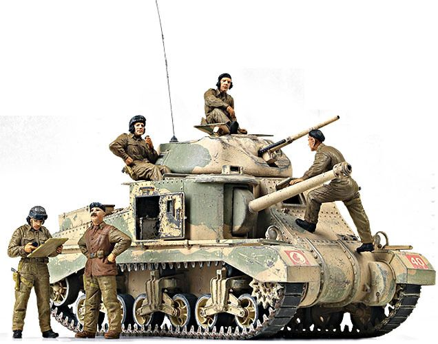 "stylecolorful - NEW 1/35 M3 Grant ""El-Alamein"" Tank Academy Model Kit Military  http://www.stylecolorful.com/new-1-35-m3-grant-el-alamein-tank-academy-model-kit-military-13228-british-world-war-2-ii/"