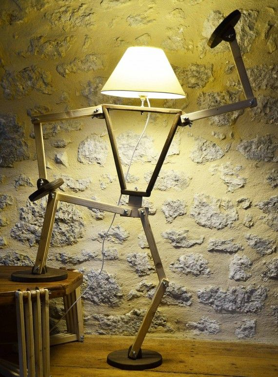 Lampe articulée GEANT✖️More Pins Like This of At FOSTERGINGER @ Pinterest✖️