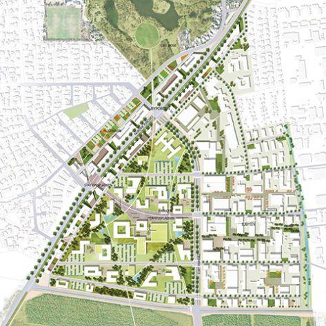 Ejby Campus | OKRA Landschapsarchitecten