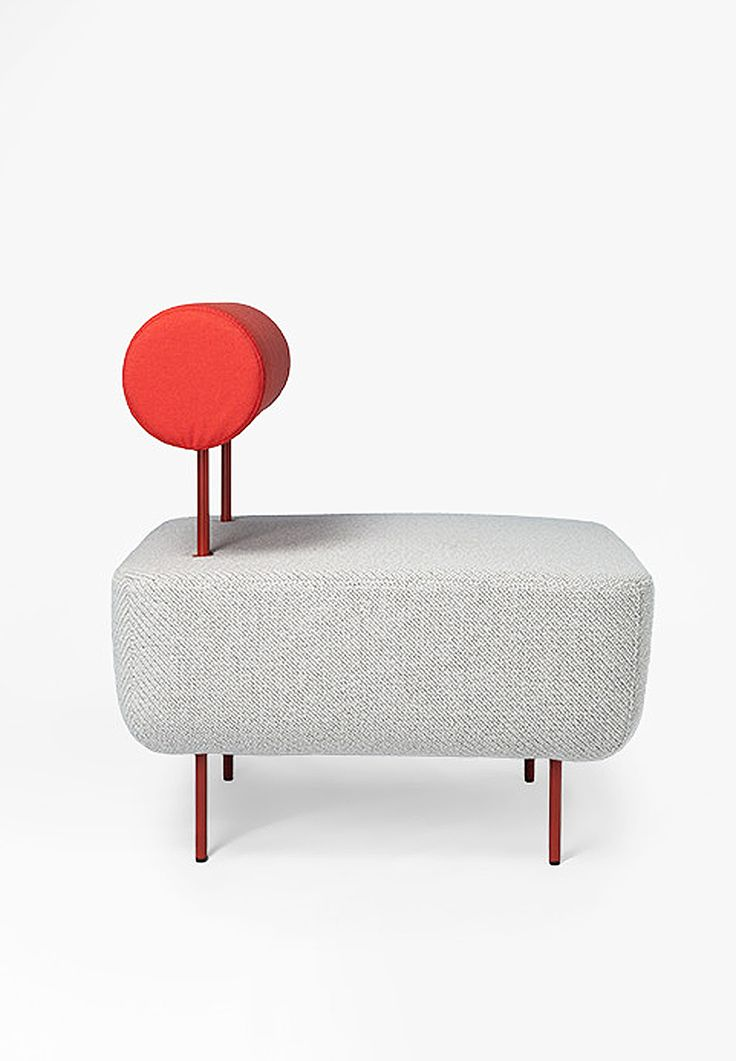 Hoff Seating Collection by Morton & Jonas for Petite Friture