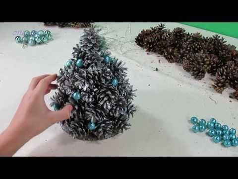 DIY - Plasteflaschen Recycling - leuchtender LED Schneemann selbst gemacht - YouTube