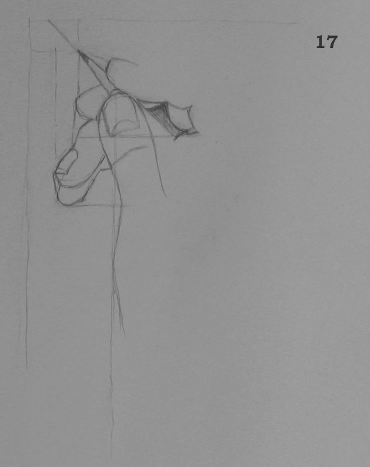 Hand Drawing Tutorial #12: Holding a Pencil « Portrait Artist from Westchester, NY – Anne Bobroff-Hajal