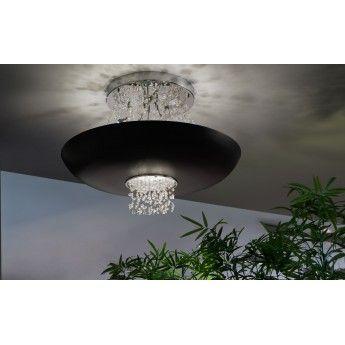 Empire PL45 - Masiero - plafon nowoczesny  abanet.pl #lampy_ekskluzywne #piękna_lampa #plafon_nowoczesny #oświetlenie_kraków #lampy_włoskie #oświetlenie