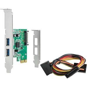 HP 4-port PCI Express USB Adapter #QT587AA