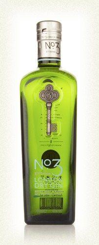No.3 Gin #packaging #design