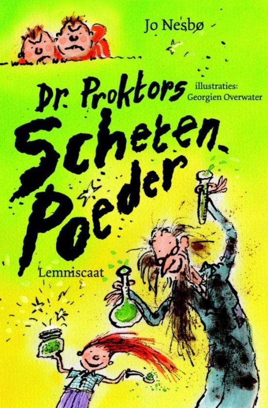 Dr. Proktors Schetenpoeder (Doktor Proktors prompepulver) (2014)