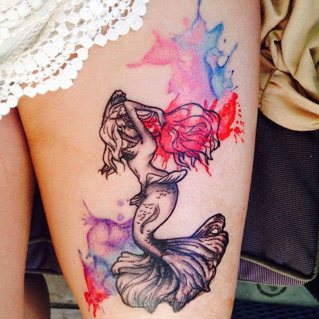 Best 25 mermaid tattoo meaning ideas on pinterest for Mermaid tattoos pinterest