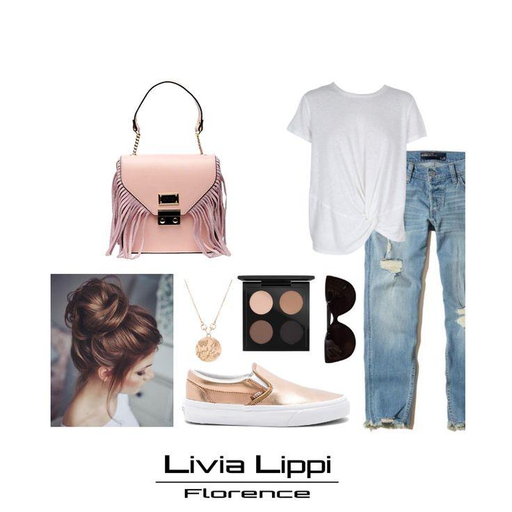 A Livia Lippi márka a minimál stílust és az olasz hagyományokat hordozza magában.   Az Alpan kis méretű, elegáns táska egy belső zsebbel. Különleges fémkapoccsal záródik, hosszú pántját egy fémlánc töri meg (a pánt nem állítható).  Anyag: valódi olasz, puha marhabőrből készült, velúr bőrrojtokkal.